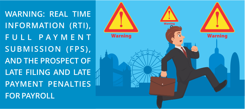 Prospect of Late Filing and Late Payment Penalties for Payroll,RTI,FPS