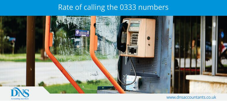 how to call 0333 number from abroad
