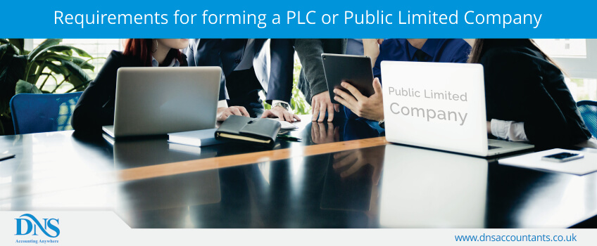 Public Limited Company (PLC) Formation Requirements