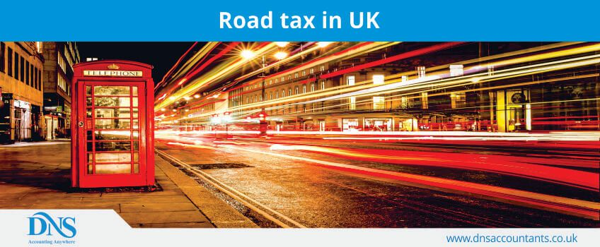 Road tax in UK