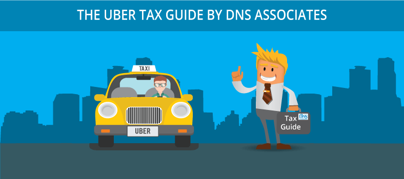 Uber tax guide by DNS Associates