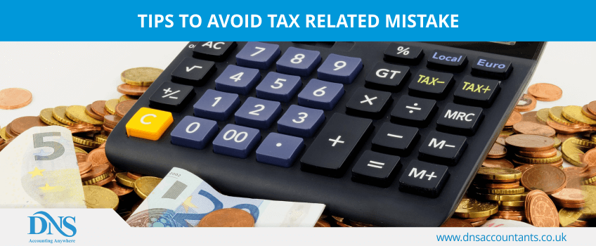 Tips to Avoid Tax related mistake