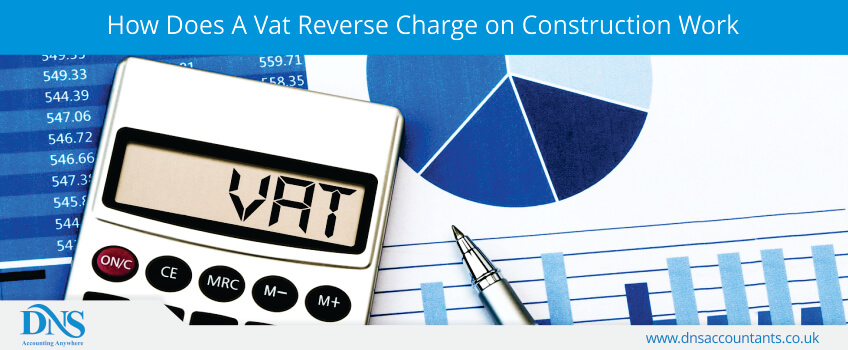 how does a vat reverse charge on construction work