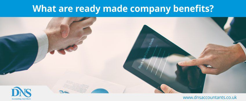 What are ready made company benefits?