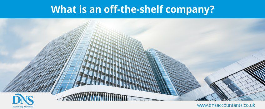 What is an off-the-shelf company?