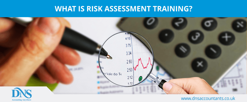 What is risk assessment training?