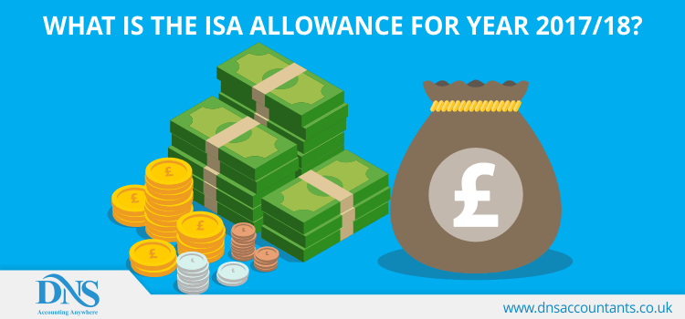 What is the ISA Allowance for year 2017/18?
