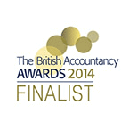 British Accountancy Award 2014