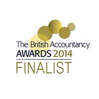 British Accountancy Award 2014