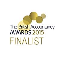 British Accountancy Award 2015
