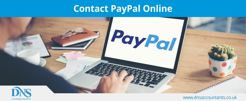 Contact PayPal Online