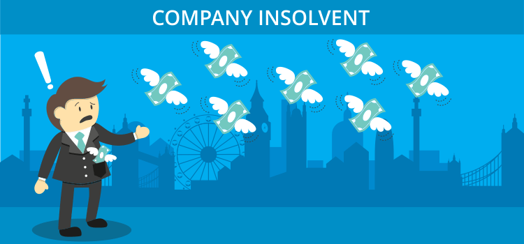Company Insolvent