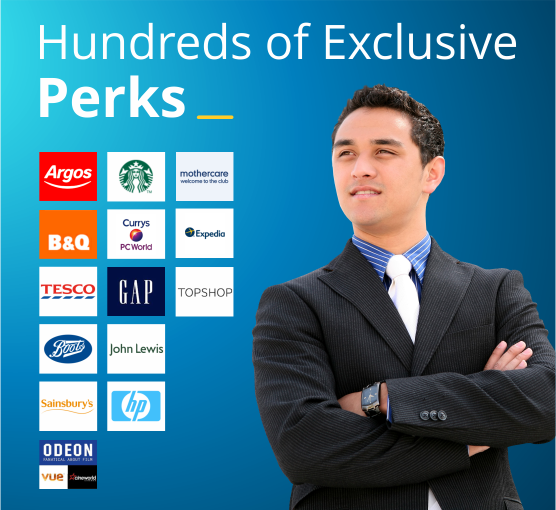 DNS Perks from UK's Biggest Brands