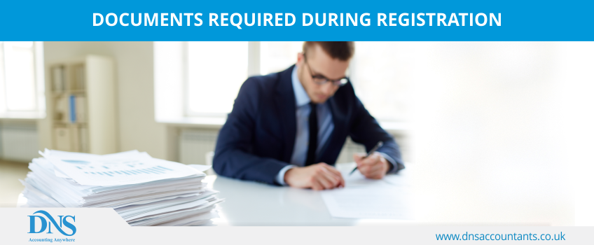 Documents Required During Registration