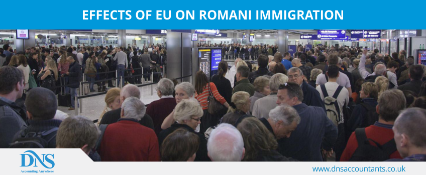 Effects of EU on Romani Immigration