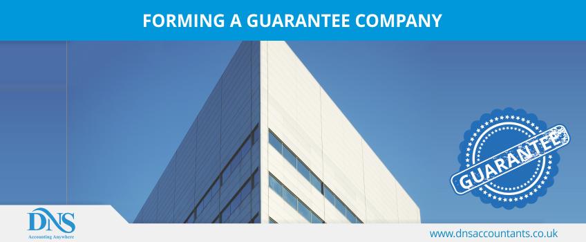 Forming a Guarantee Company