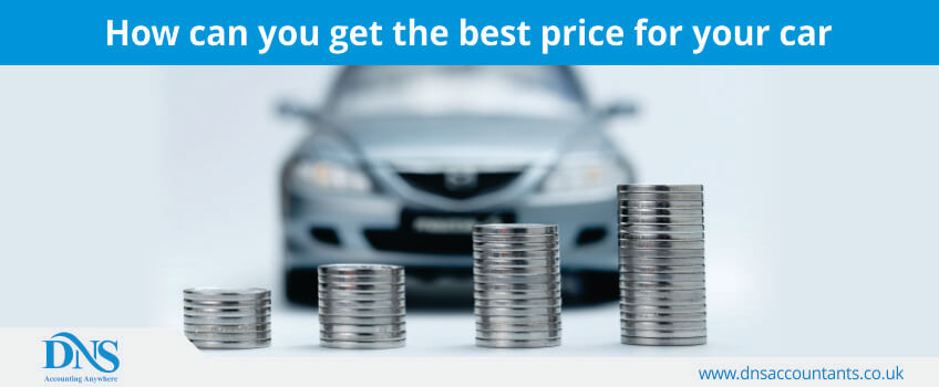 How can you get the best price for your car