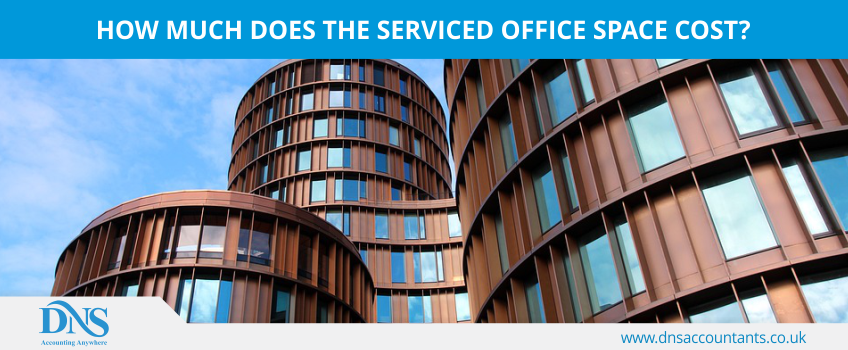 How Much Does the Serviced Office Space Cost?