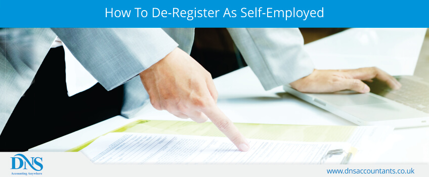 How to Register as Self-Employed (UK) in 5 Steps | blogger.com