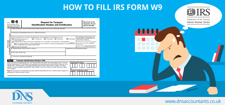 Form W9 Irs Tax Form W9