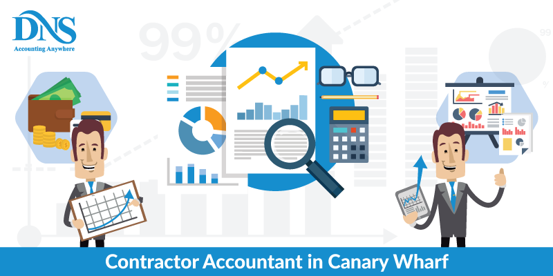 Contractor Accountants in Canarywharf