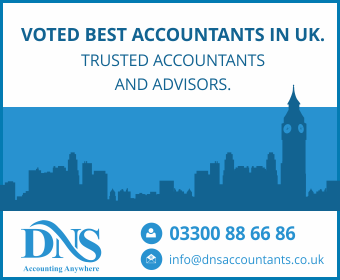 Voted best accountants in Palmers Green