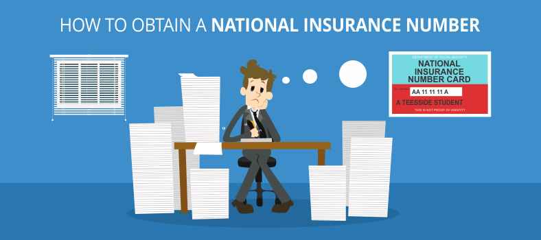How To Obtain A National Insurance Number