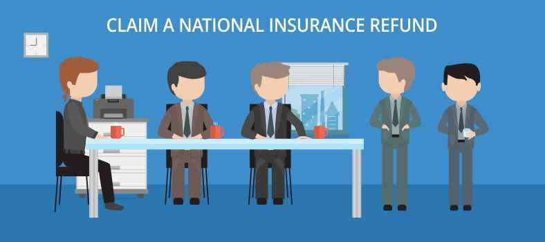 claim a national insurance refund
