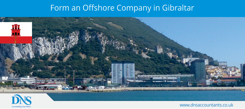 Form an Offshore Company in GIBRALTAR