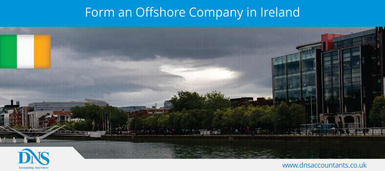 Form an Offshore Company in Ireland