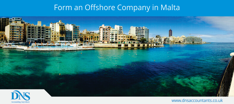 Form an Offshore Company in Malta