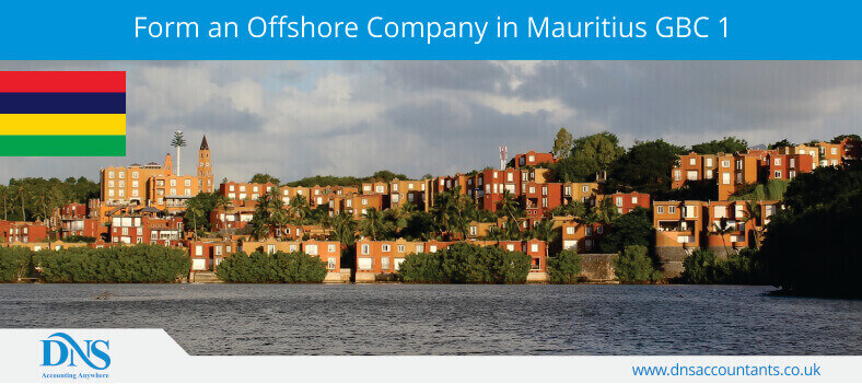 Form an Offshore Company in Mauritius GBC 1