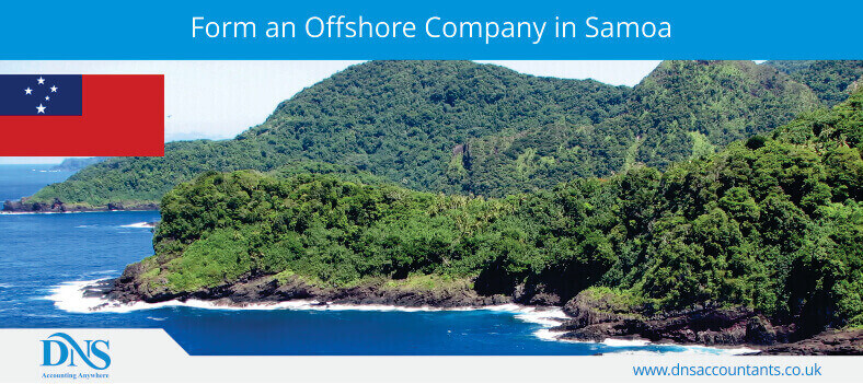 Form an Offshore Company in Samoa