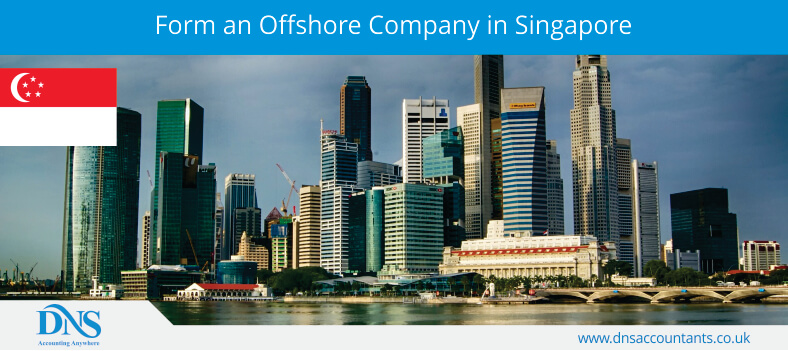 Form an Offshore Company in Singapore