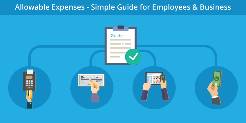 Hmrc Allowable Expenses For Employees Amp Business Guide 2018