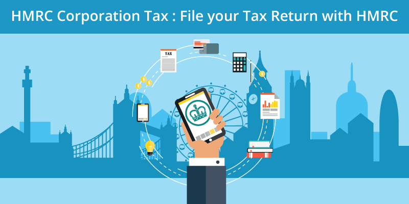 hmrc corporation tax online payment  file your tax return