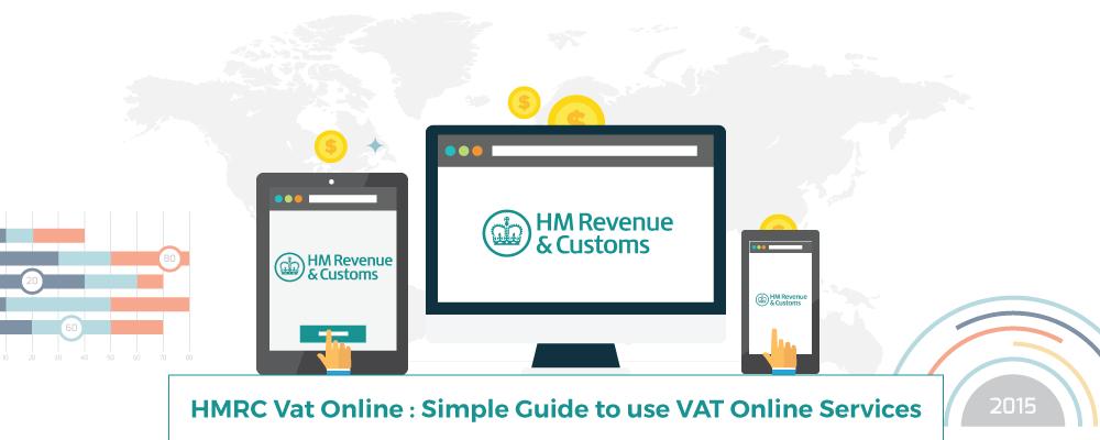 HMRC Vat Online : Simple Guide to use VAT Online Services