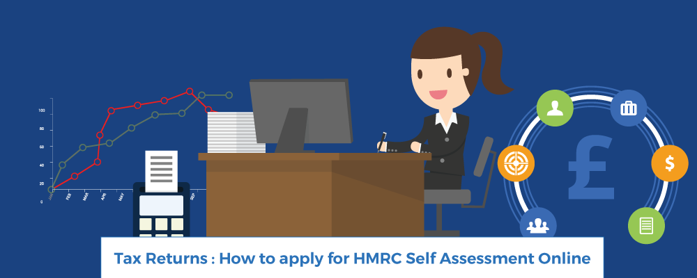 How to apply for HMRC Self Assessment Online