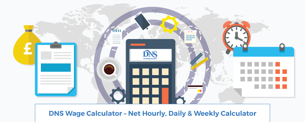 Wage Calculator – Net Hourly, Daily & Weekly Calculator