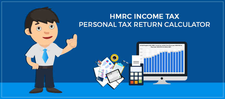 Personal HMRC Income Tax return calculator from DNS Accountants