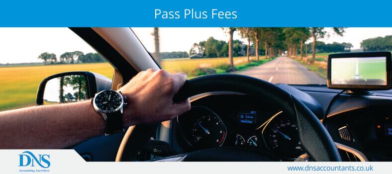 Pass Plus Fees