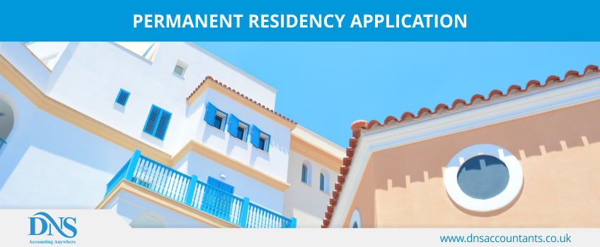 Permanent Residency Application