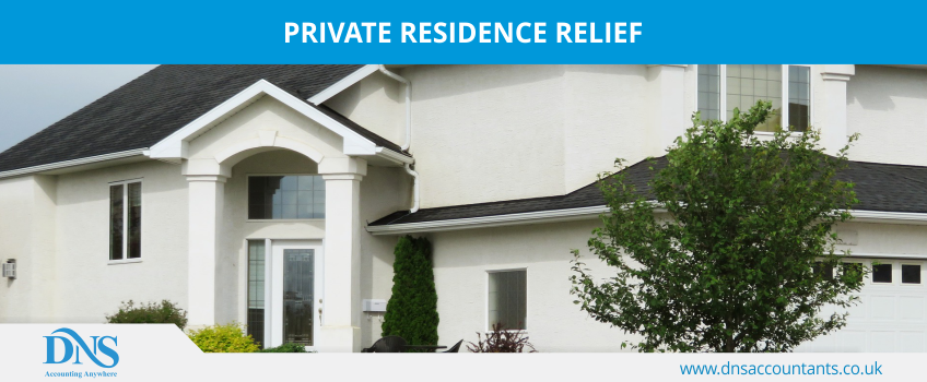 Private Residence Relief