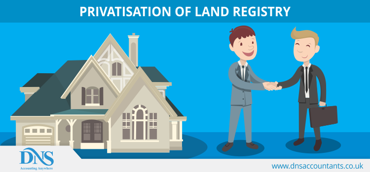 Privatisation of Land Registry