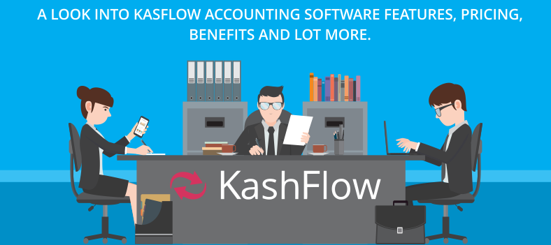 KashFlow Accounting Software for Accountants