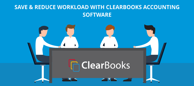 ClearBooks software