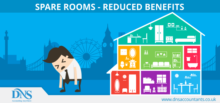 Spare Rooms - Reduced Benefits
