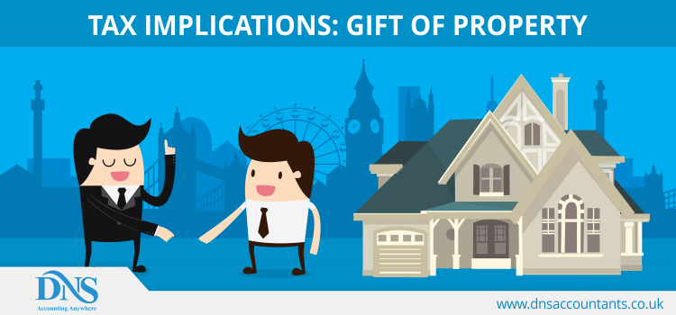 Tax Implications: Gift of Property