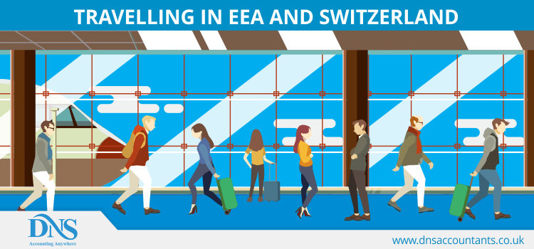 Travelling in EEA and Switzerland
