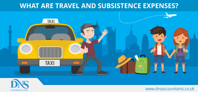 What are Travel and Subsistence Expenses?